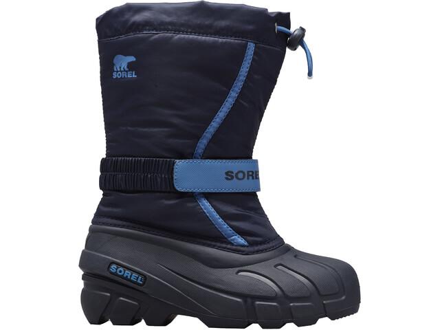 Sorel Flurry Boots Kinderen, collegiate navy